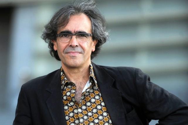 François Dupeyron au festival de San Sebastian en... (PHOTO ARCHIVES AFP)