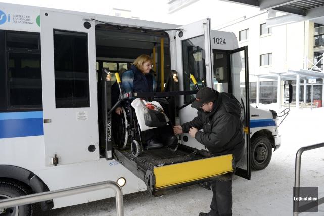 La Société de transport du Saguenay suspend, pour... ((Archives Le Quotidien))