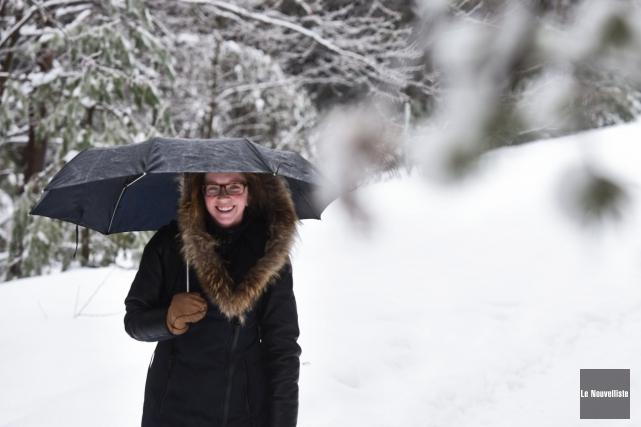 Les conditions climatiques ont forcé la fermeture des... (Photo: François Gervais Le Nouvelliste)
