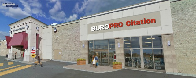 BDV: Un investissement de 2,7 millions $ sera... (fournie par Buropro)