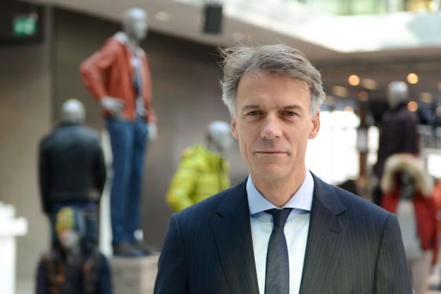 Ancien directeur général de Christian Dior Couture, Claus-Dietrich... (PHOTO AFP/DPA/Bernd WEISSBROD)
