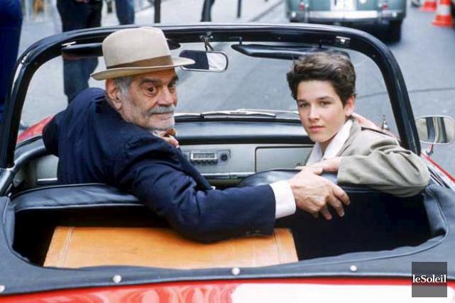François Dupeyron avait réalisé en 2003Monsieur Ibrahim et... (Photothèque Le Soleil)