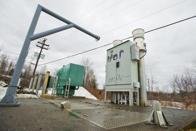 La Ville de Sherbrooke analysera l'ensemble du bassin... (Spectre, Jessica Garneau)