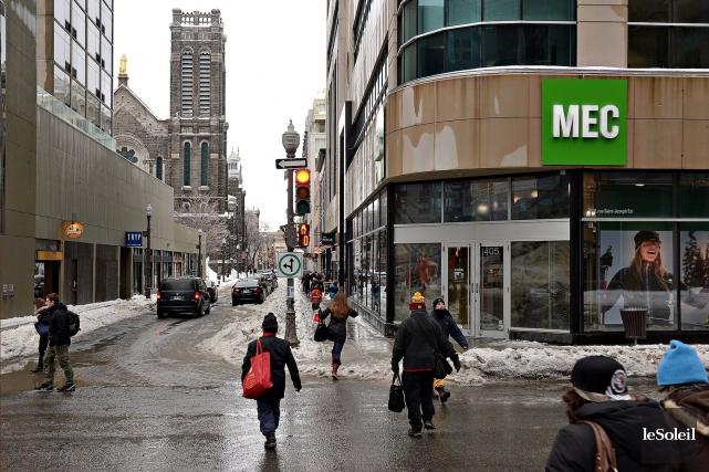La Corporation de développement économique communautaire de Québec,... (Le Soleil, Patrice Laroche)