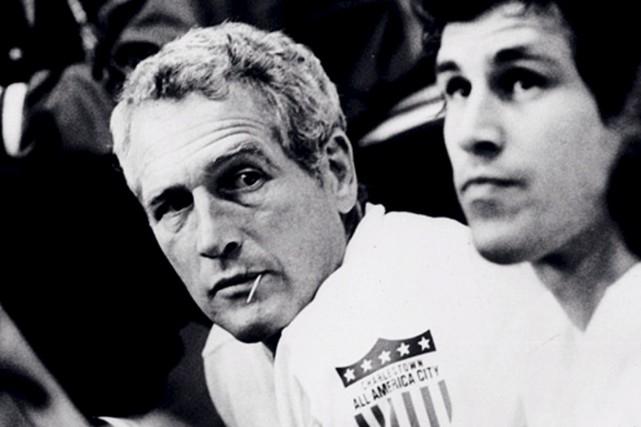 Paul Newmandans une scène deSlap Shot... (Archives Le Soleil)
