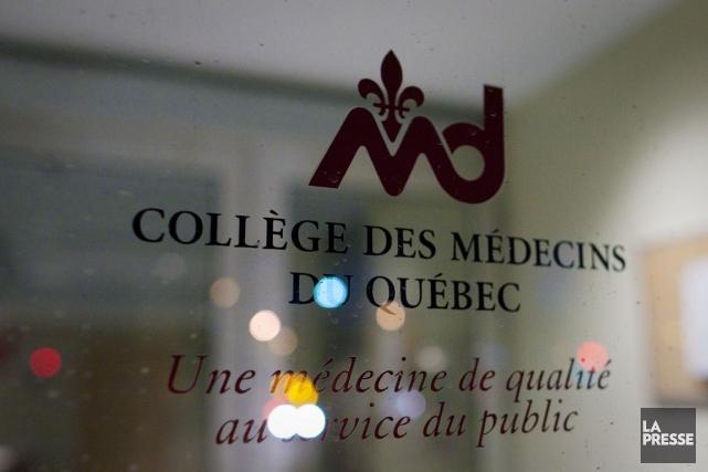 Le Dr Luc-Philippe Lacroix a témoigné devant le... (Archives La Presse)