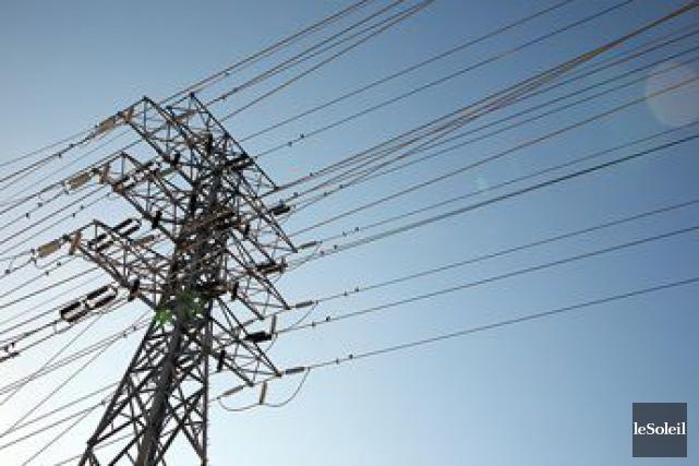 Hydro-Québec a le droit d'acheter la quasi-totalité de l'électricité de la... (Photothèque Le Soleil)