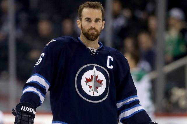 Après six saisons passées à Winnipeg dans l'uniforme... (La Presse Canadienne)