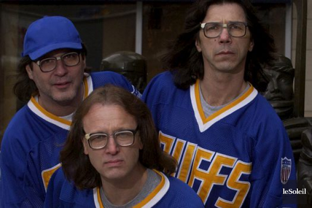 Les frères Hanson... (Photothèque Le Soleil)