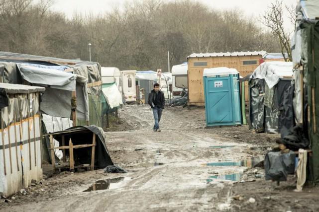 L'insécurité, l'insalubrité et les violences régnant dans le... (AFP, Denis Charlet)