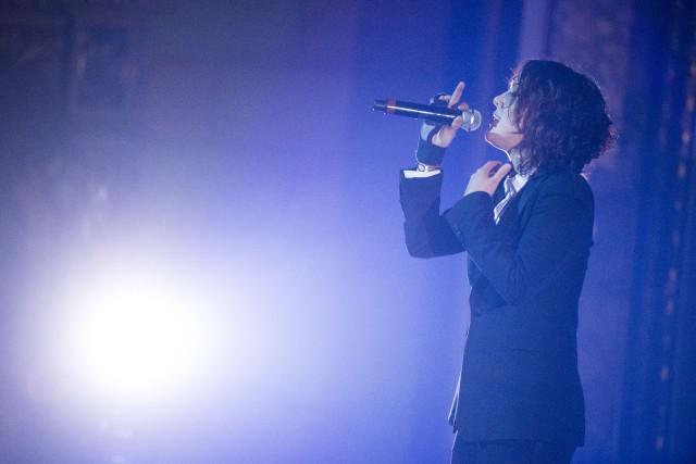 Le chanteuse Zaz a fait craquer le Théâtre... (Spectre Média, Julien Chamberland)