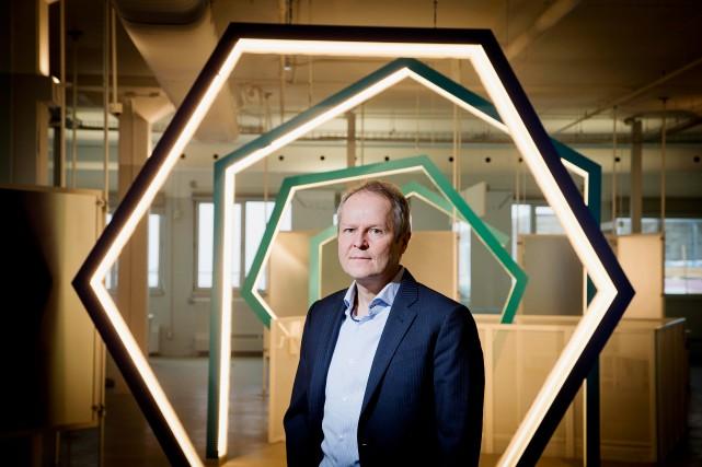 Le président et fondateur d'Ubisoft,Yves Guillemot, souhaite que... (Photo Alain Roberge, La Presse)