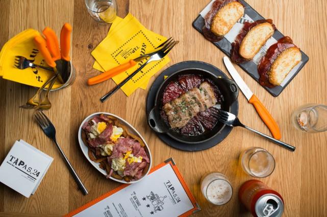 MTL Cuisine célèbre la «Relâche Gourmande» avec des... (PHOTO FOURNIE PAR MTL CUISINE)