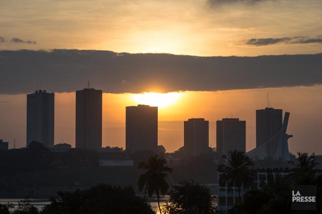 Une délégation sherbrookoise s'envolera en fin de semaine vers la Côte d'Ivoire... (Archives La Presse)