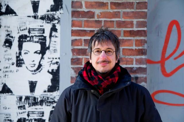 Philippe Falardeau est membre de l'Académie des arts... (PHOTO ALAIN ROBERGE, LA PRESSE)