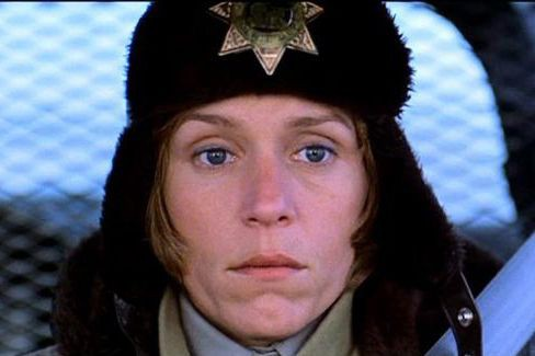 Frances McDormand dans Fargo.... (PHOTO MGM)