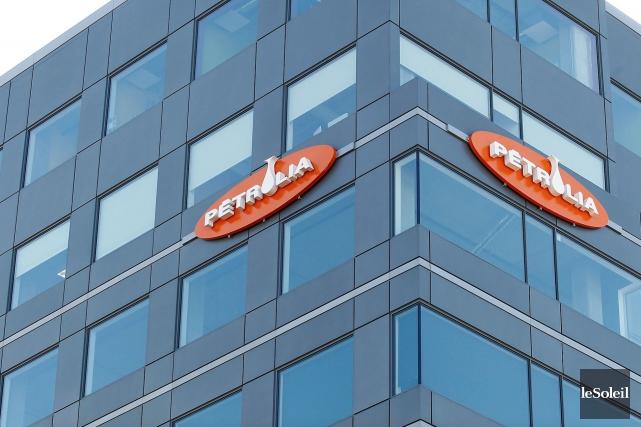 Pétrolia, une société d'exploitation qui possède des intérêts... (Photothèque Le Soleil, Yan Doublet)