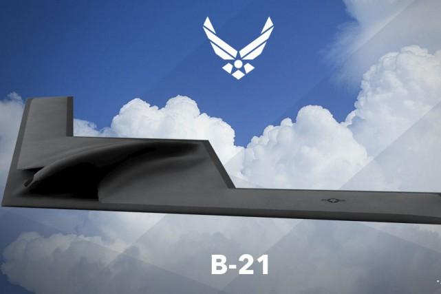 Le bombardier sera le successeur du célébrissime B-52....
