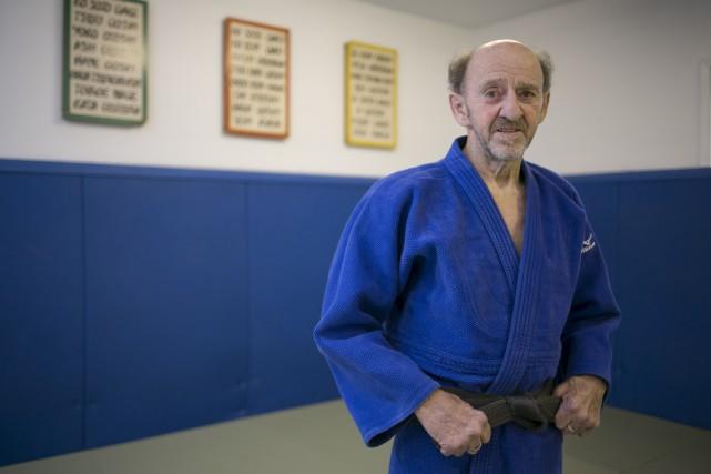 Le Club de judo To Hakukan célèbre ses... (Photo Spectre Média, René Marquis)