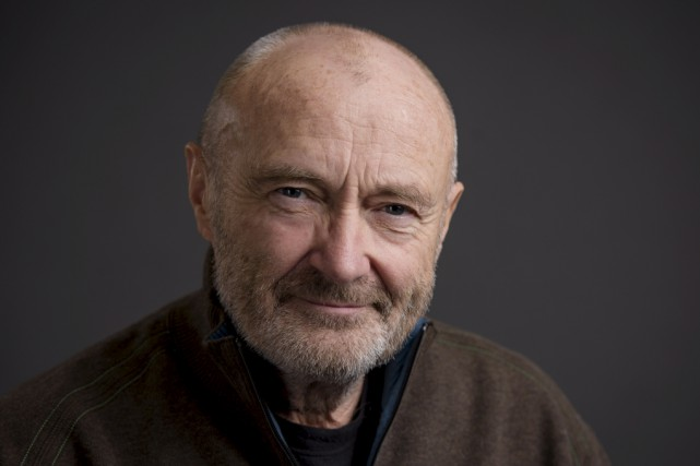 Le chanteur et batteur Phil Collins sort de sa retraite pour offrir aux... (Tirée d'internet)