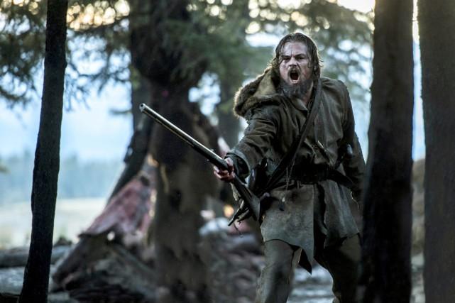 Près de 150 admirateurs de Leonardo DiCaprio de... (Twentieth Century Fox via AP)