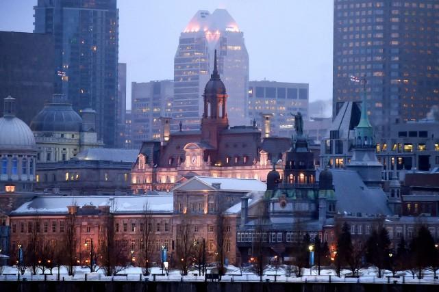 Montréal a présenté cette semaine en commission parlementaire... (PHOTO BERNARD BRAULT, archives LA PRESSE)