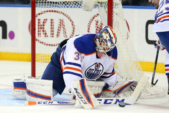 Anders Nilsson a conservé une fiche de 10-12-2 et... (PHOTO BRAD PENNER, ARCHIVES USA TODAY)