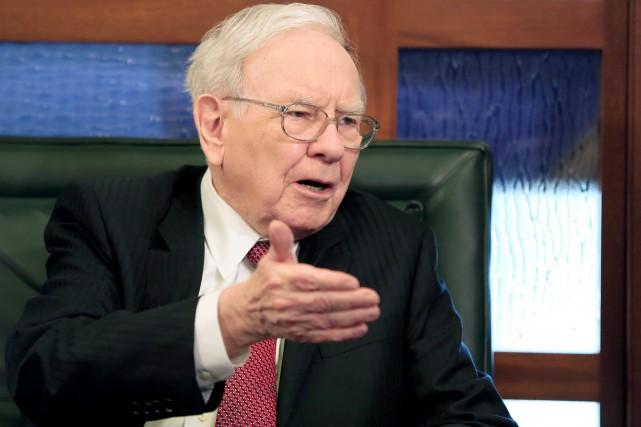 Selon Warren Buffett, les candidats ne cessent d'évoquer... (AP, Nati Harnik)