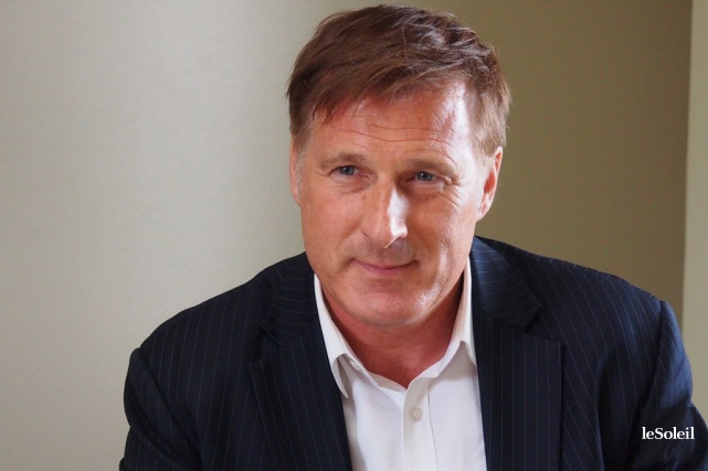 Maxime Bernier... (Photo archives Le Soleil)