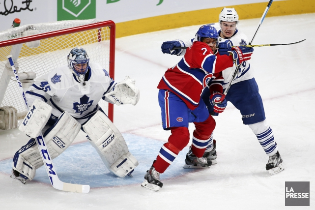 Relisez notre clavardage du match du Canadien contre les Maple Leafs de Toronto. (Photo Robert Skinner, La Presse)