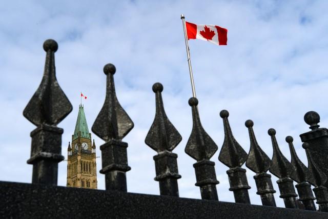 Début décembre, un comité parlementaire a approuvé une... (PHOTO SEAN KILPATRICK, ARCHIVES LA PRESSE CANADIENNE)