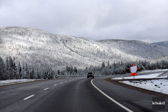 Environnement Canada prévoyait des conditions climatiques peu clémentes... (Photothèque Le Soleil)