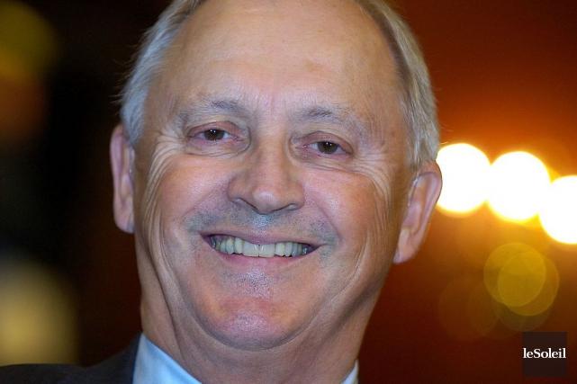 Alban D'Amours a été président du Mouvement des... (Photothèque Le Soleil, Jean-Marie Villeneuve)