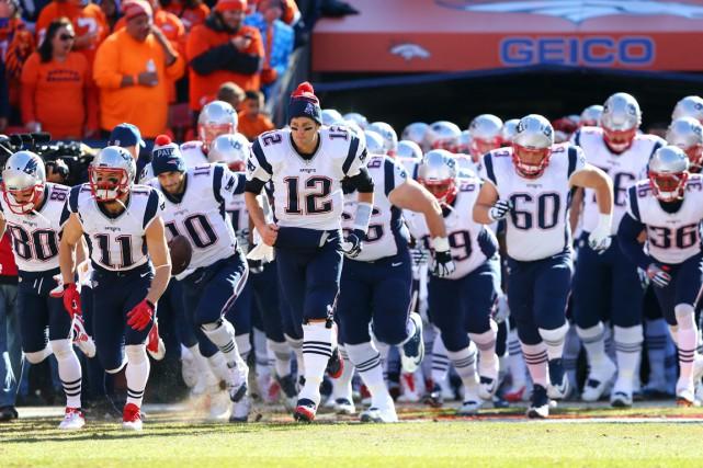 Le plafond salarial de 2016 dans la NFL sera 155,27 millions de dollars, une... (PHOTO MARK J REBILAS, ARCHIVES USA TODAY)