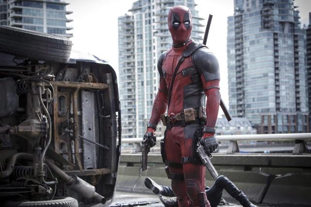 Deadpool domine le box-office nord-américain pour une troisième... (AP)
