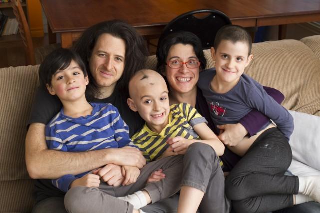 Mère de trois enfants, professeure au Cégep de... (Spectre Média, René Marquis)