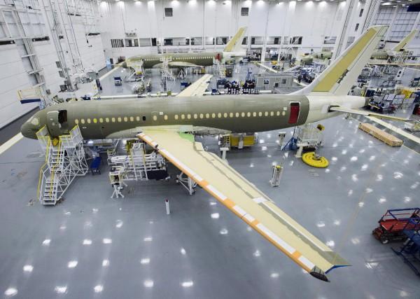 Éditorial / Le sauvetage de Bombardier et de son nouvel avion de la C Series... (Archives La Presse Canadienne)