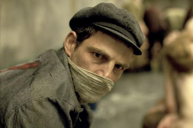 Le fils de Saul... (Fournie par Sony Pictures)