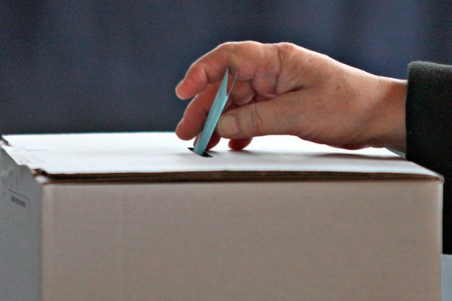 C'était jour d'élection partielle dimanche dans les municipalités de Batiscan,... (Le Soleil)