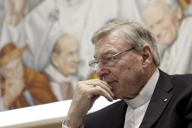 George Pell... (PHOTO AP)
