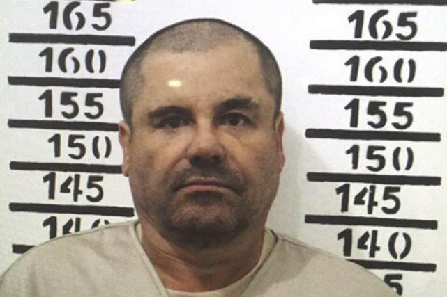 L'épouse de Joaquin «El Chapo» Guzman soutient qu'il a... (PHOTO ARCHIVES REUTERS)