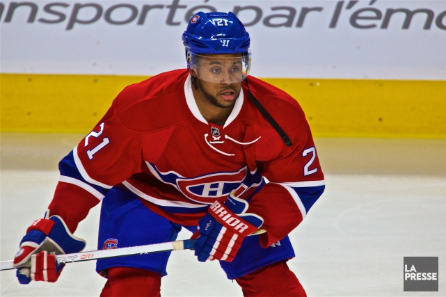 Devante Smith-Pelly... (La Presse, André Pichette)