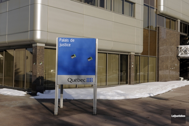 Jacques Bérubé n'est pas coupable d'avoir utilisé un faux document dans le but... (Archives Le Quotidien, Mariane L. St-Gelais)