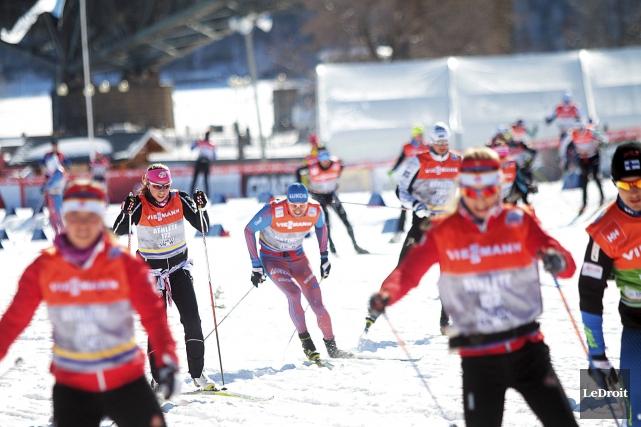 La première étape du Ski Tour débute mardi.... (Etienne Ranger, LeDroit)
