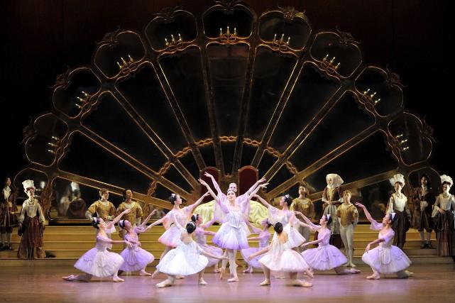 De toute évidence, le Hong Kong Ballet ne... (Courtoisie)