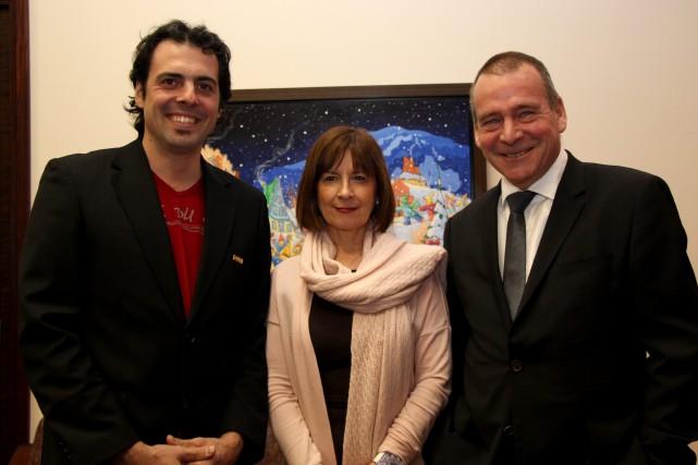Le Fonds Marie-Talbot pour les arts et la culture du Conseil des arts de... (Photo courtoisie)
