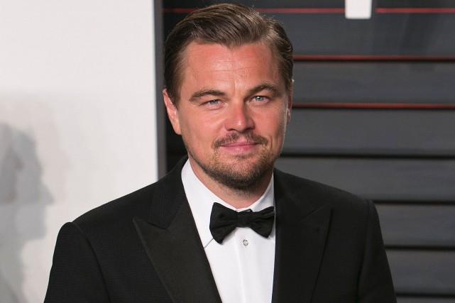 Dimanche soir, Leonardo DiCaprio a remporté le premier... (PHOTO ARCHIVES AFP)