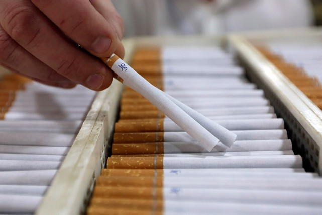 Selon Imperial Tobacco, plusieurs amendements ont été apportés... (Photo Chris Ratcliffe, archives Bloomberg)