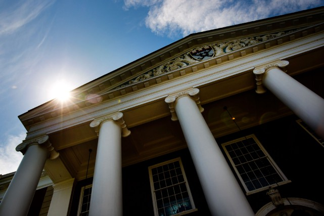 La Harvard Business School à Cambridge, au Massachusetts. Les... (Photo Brent Lewin, archives Bloomberg)
