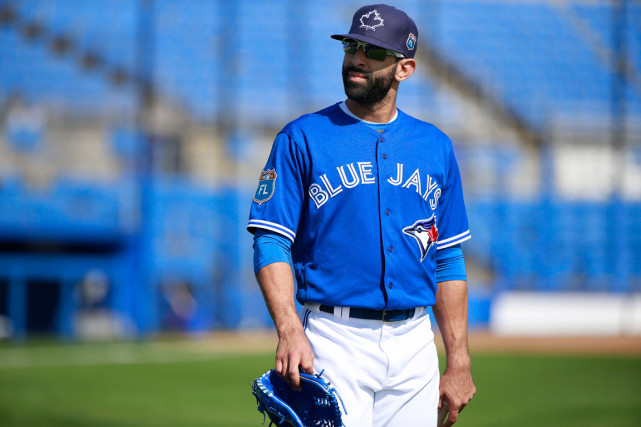 Jose Bautista... (Photo Kim Klement, USA Today)